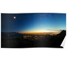 Cape Sunrise Poster