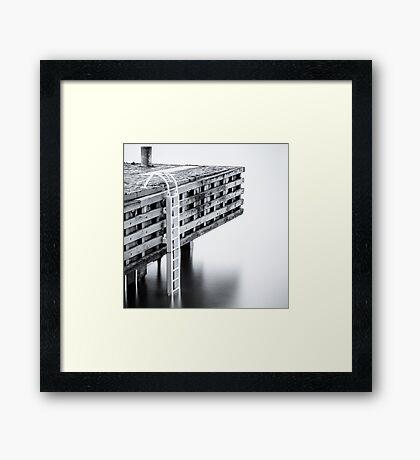Jacobs Ladder Framed Print