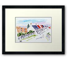Isle of Coll Framed Print