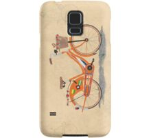 Love Holland, Love Bike Samsung Galaxy Case/Skin