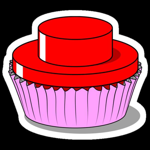 Stud Muffin - Red by WUVWA