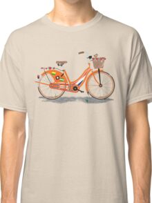 Love Holland, Love Bike Classic T-Shirt