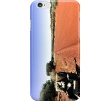 Outback Bus Stop iPhone Case/Skin