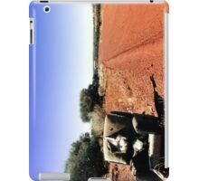 Outback Bus Stop iPad Case/Skin