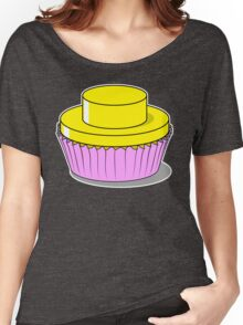 Stud Muffin - Yellow Women's Relaxed Fit T-Shirt