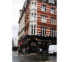 Old London pub Photographic Print