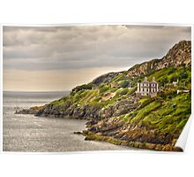 Howth Shoreline  Poster