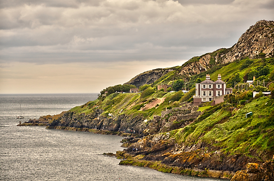Howth Shoreline  by Martina Fagan