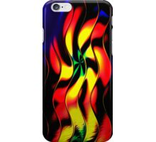 Bold Primary Colors iPhone Case/Skin