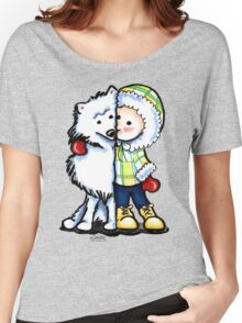 Eskimo Kisses Women's Relaxed Fit T-Shirt