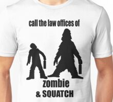 Zombie and Squatch T-Shirt