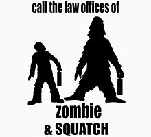 Zombie and Squatch Unisex T-Shirt