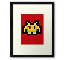 Who Watches The Invaders? Framed Print