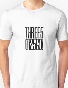 Three50125GO! T-Shirt