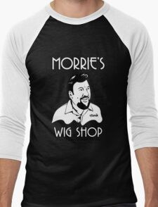 Goodfellas, Morrie's Wigs Shop Sign T-shirt  Men's Baseball ¾ T-Shirt
