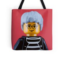 Andy Warhol Portrait Tote Bag