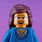 Liz Lemon/Tina Fey Portrait by littleartists