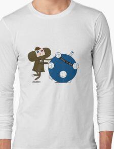Allons-y Katamari Long Sleeve T-Shirt
