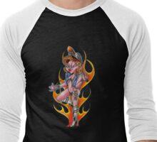 Baseball girl Men's Baseball ¾ T-Shirt