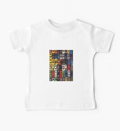 Hot Wheels Car Park Baby Tee