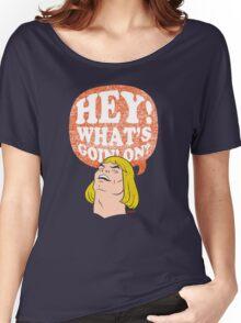 HEY-Man Women's Relaxed Fit T-Shirt