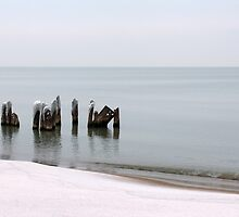 Icy Stillness by Kathilee