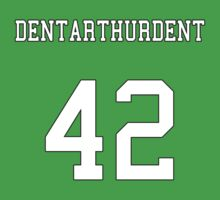 Dentarthurdent Jersey by Anthony Pipitone