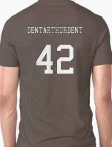 Dentarthurdent Jersey Unisex T-Shirt