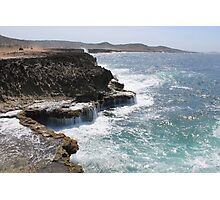 Aruba Coastline Photographic Print