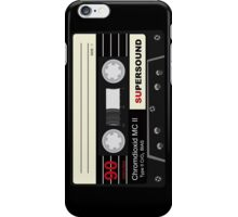 Audio Cassette Mix Tape  iPhone Case/Skin