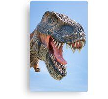 Tyrannosaurus Rex dinosaur Canvas Print
