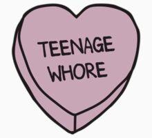 Teenage Whore by bradentastic