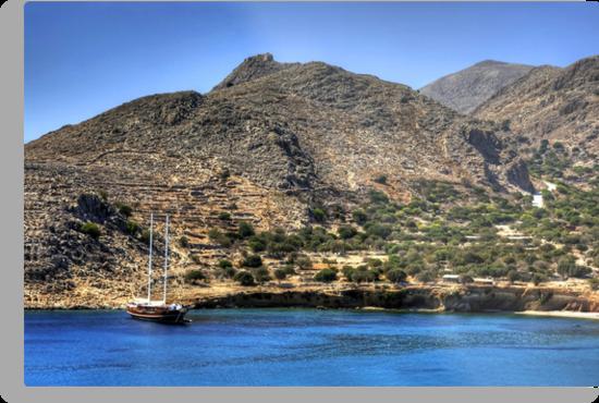 Kaptan Kadir in Pondamos Bay by Tom Gomez