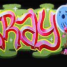 """Bubblegum XRAY & Sad Ghost"" by XRAY1"