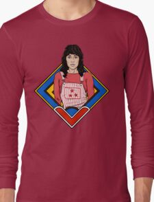 Sarah Jane Long Sleeve T-Shirt