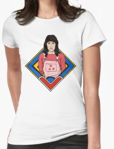 Sarah Jane Womens Fitted T-Shirt