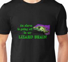 Lizard Brain Unisex T-Shirt
