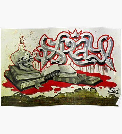 """XRAY's Ritual"" Poster"