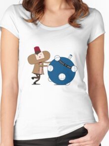 Katamari Is Cool Women's Fitted Scoop T-Shirt