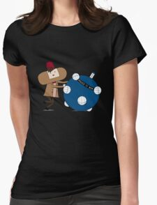 Katamari Is Cool Womens Fitted T-Shirt