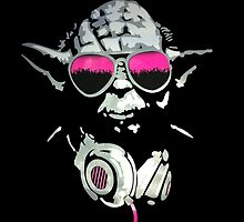 Yoda Headphone by Romanraa