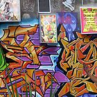 Hosier Lane (4) by Larry Lingard-Davis
