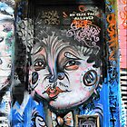 Hosier Lane (14) by Larry Davis