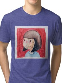 Freckles are stars Tri-blend T-Shirt