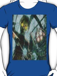 Look Mr Bubbles An Angel T-Shirt