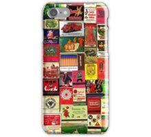 """""""82 Matchbooks"""" iPhone Case/Skin"""