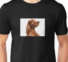 Pippa the red setter  Unisex T-Shirt