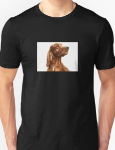 Pippa the red setter  T-Shirt