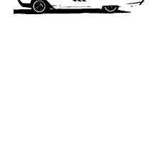 Ford Thunderbird 1961 by garts