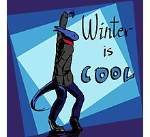 Winter is Cool! Photographic Print